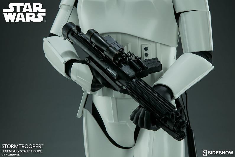 Sideshow Collectibles - Stormtrooper Legendary Scale Figure Stormt54