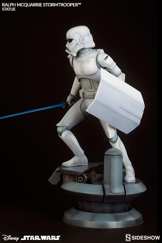Sideshow Stormtrooper Statue Ralph McQuarrie Artist Series  Stormt58