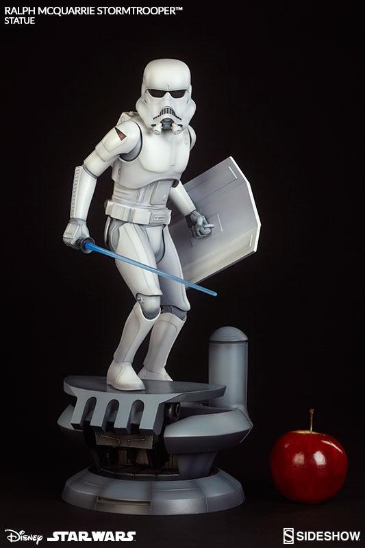 Sideshow Stormtrooper Statue Ralph McQuarrie Artist Series  Stormt61