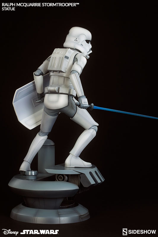 Sideshow Stormtrooper Statue Ralph McQuarrie Artist Series  Stormt63