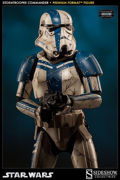 Sideshow - Stormtrooper Commander Premium Format  Stromc13
