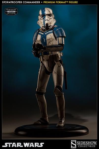 Sideshow - Stormtrooper Commander Premium Format  Stromc17