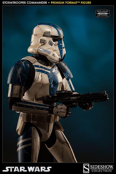 Sideshow - Stormtrooper Commander Premium Format  Stromc18