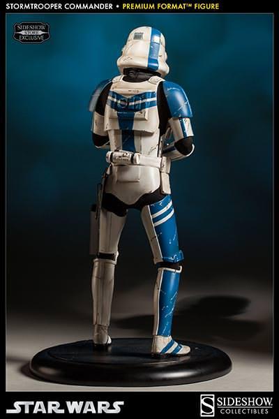 Sideshow - Stormtrooper Commander Premium Format  Stromc19
