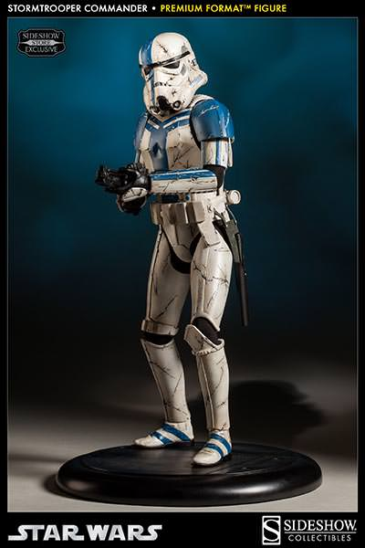 Sideshow - Stormtrooper Commander Premium Format  Stromc20