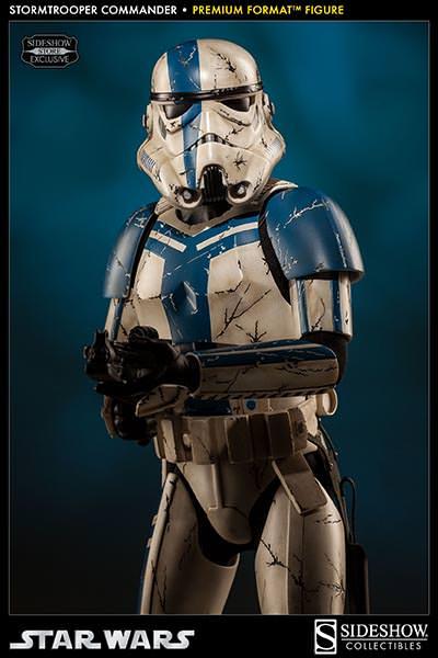 Sideshow - Stormtrooper Commander Premium Format  Stromc21