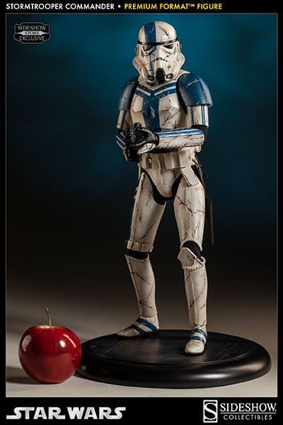 Sideshow - Stormtrooper Commander Premium Format  Stromc22
