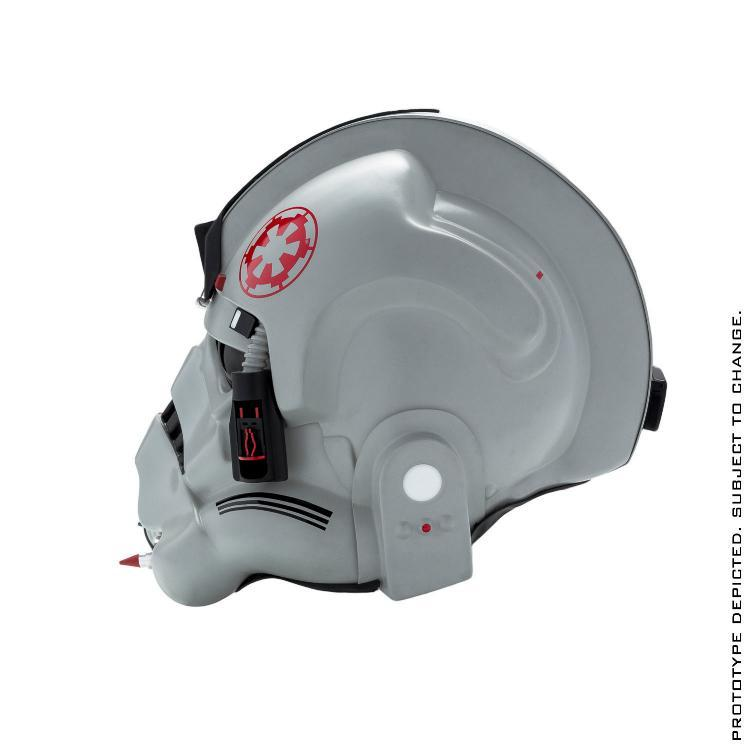 ANOVOS STAR WARS Standalone AT-AT Driver Helmet  Sw-at-12