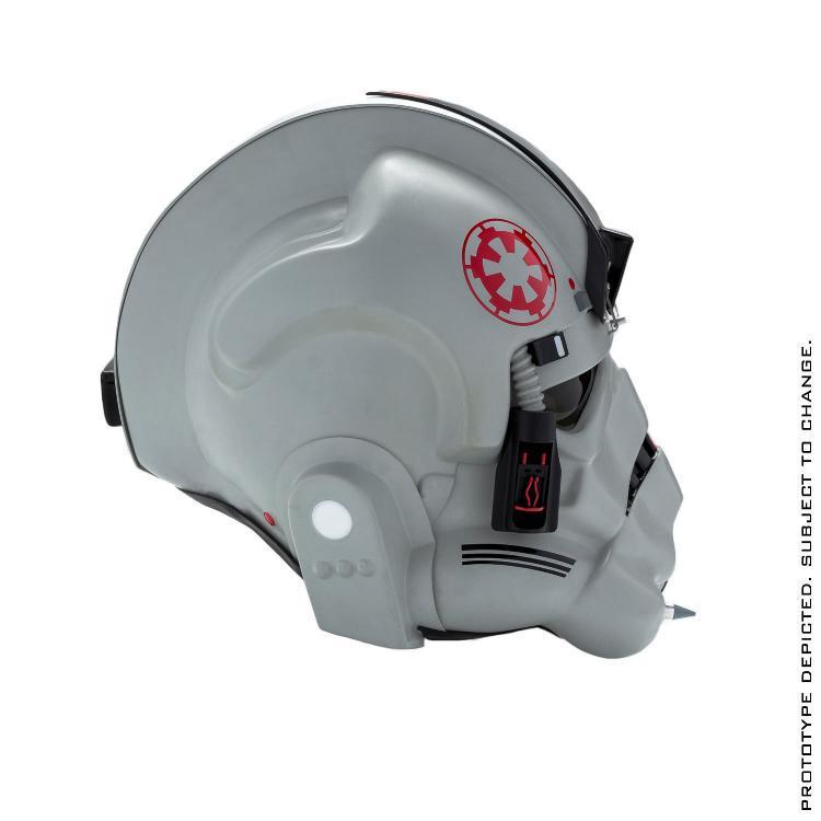 ANOVOS STAR WARS Standalone AT-AT Driver Helmet  Sw-at-14