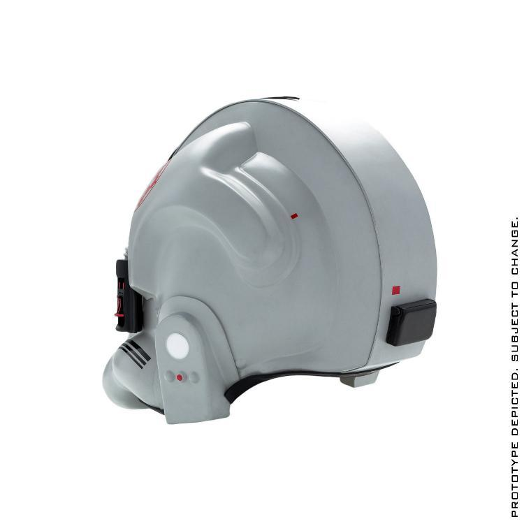 ANOVOS STAR WARS Standalone AT-AT Driver Helmet  Sw-at-15