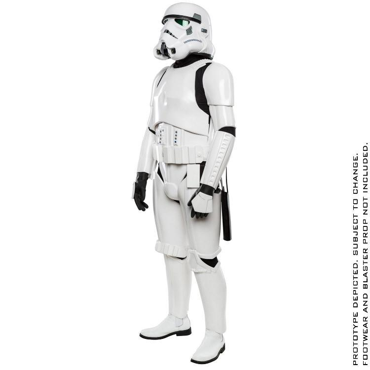 ANOVOS STAR WARS - Classic Trilogy Imperial Stormtrooper  Sw-imp10
