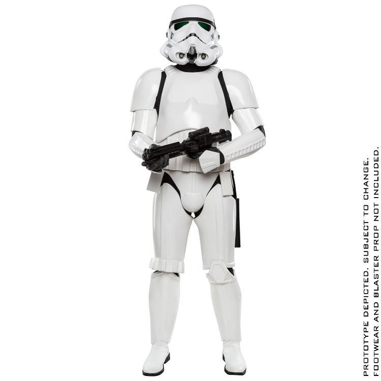 ANOVOS STAR WARS - Classic Trilogy Imperial Stormtrooper  Sw-imp13