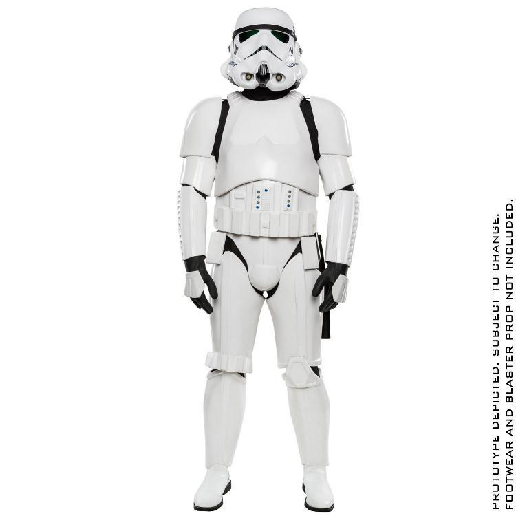ANOVOS STAR WARS - Classic Trilogy Imperial Stormtrooper  Sw-imp15