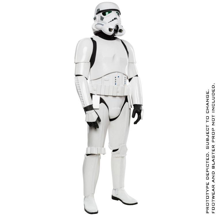 ANOVOS STAR WARS - Classic Trilogy Imperial Stormtrooper  Sw-imp18