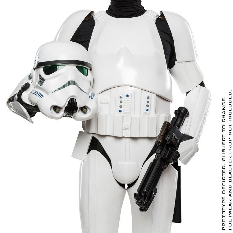 ANOVOS STAR WARS - Classic Trilogy Imperial Stormtrooper  Sw-imp23