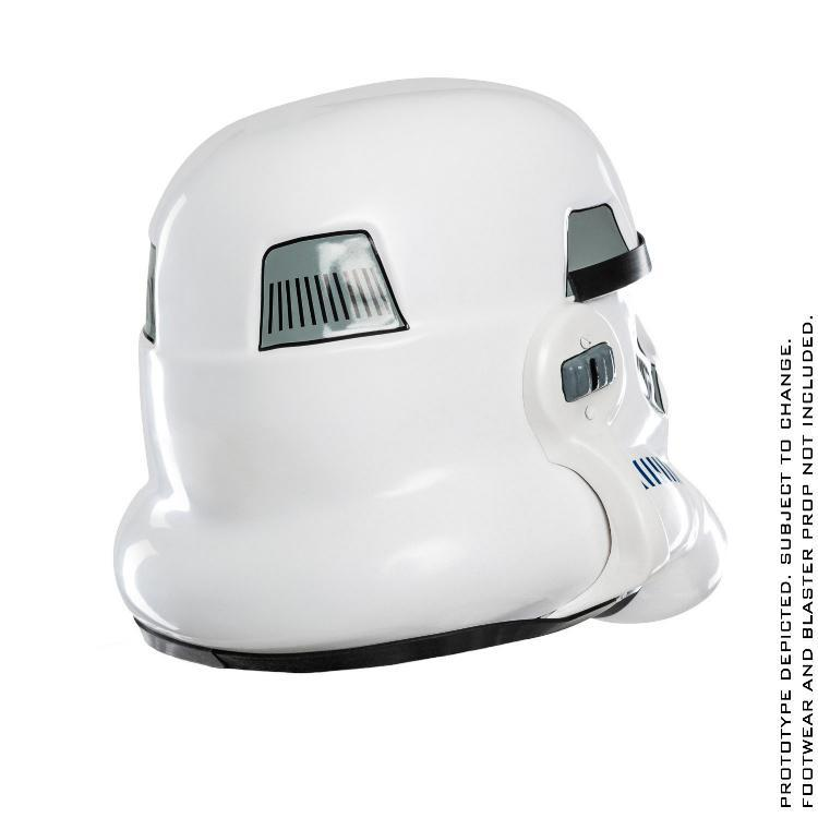 ANOVOS STAR WARS Standalone Stormtrooper Helmet   Sw-imp33
