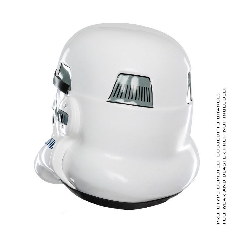 ANOVOS STAR WARS Standalone Stormtrooper Helmet   Sw-imp34