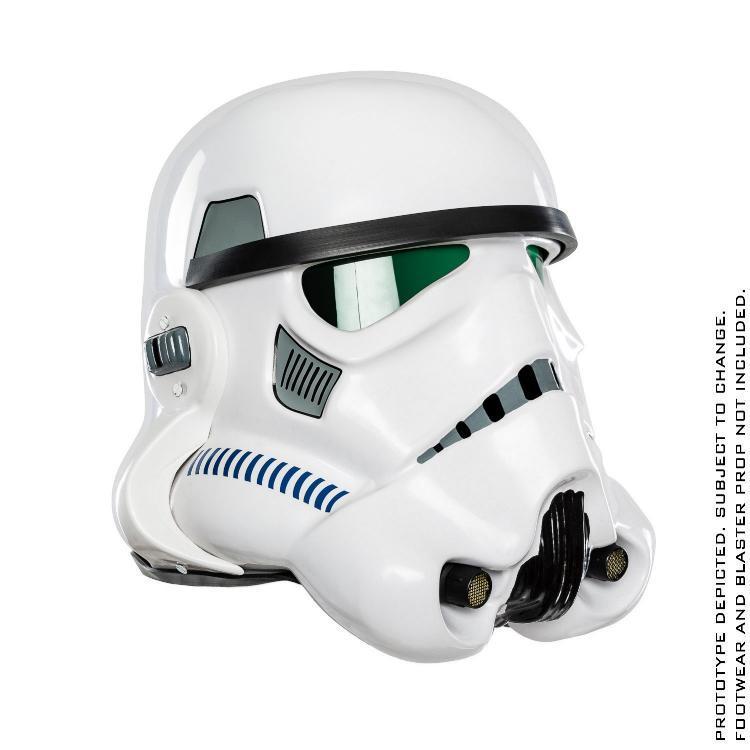 ANOVOS STAR WARS Standalone Stormtrooper Helmet   Sw-imp35