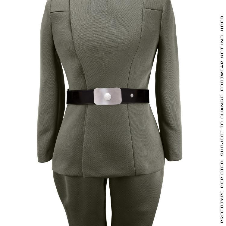 ANOVOS STAR WARS - Women's Imperial Officer - Olive Uniform Sw-imp37