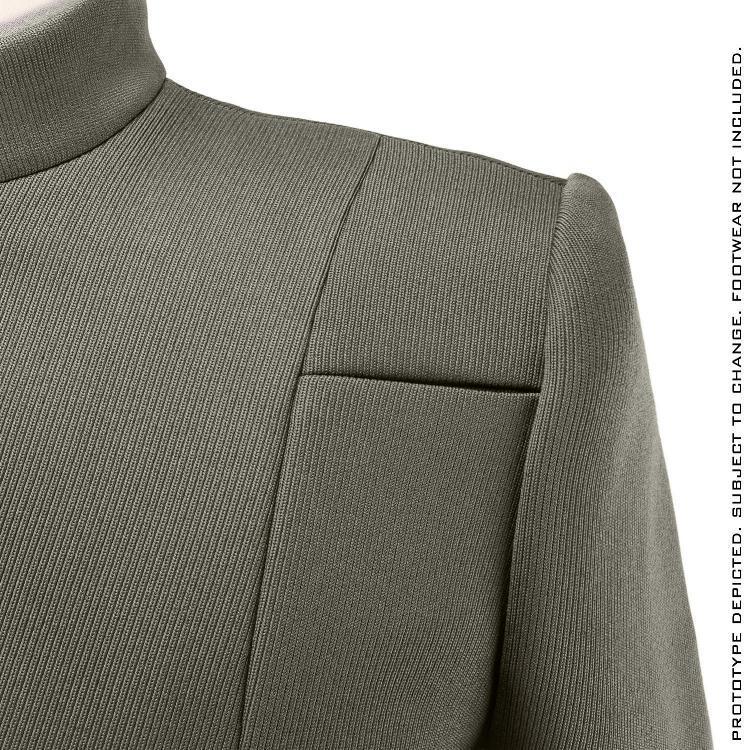ANOVOS STAR WARS - Women's Imperial Officer - Olive Uniform Sw-imp38