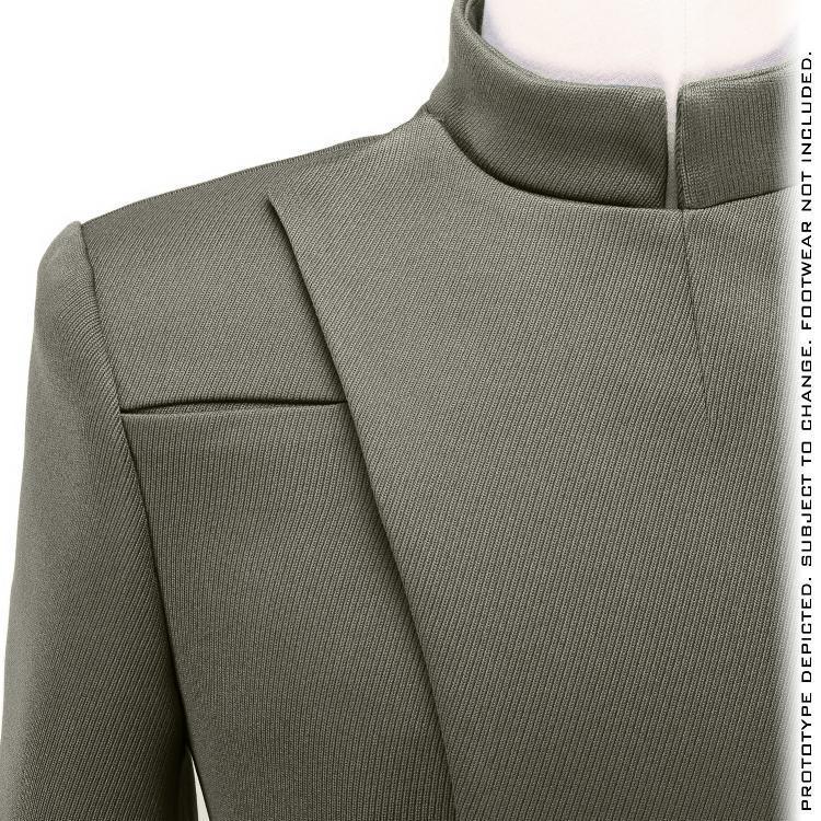 ANOVOS STAR WARS - Women's Imperial Officer - Olive Uniform Sw-imp40