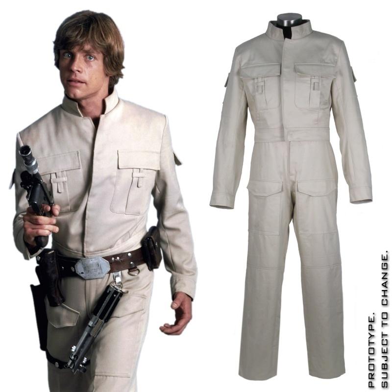 Anovos - Star Wars - Luke Skywalker Bespin Fatigues ESB Sw-luk12