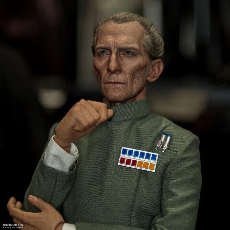 Hot Toys Star Wars - Grand Moff Tarkin Sixth Scale Figure Tarkin10