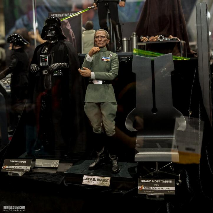Hot Toys Star Wars - Grand Moff Tarkin Sixth Scale Figure Tarkin11