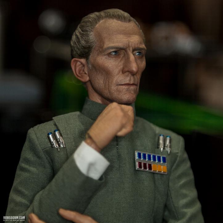 Hot Toys Star Wars - Grand Moff Tarkin Sixth Scale Figure Tarkin13