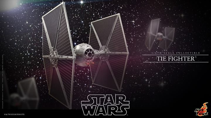 Hot Toys Star Wars TIE Fighter 1/6 scale Collectibles Tie_0110