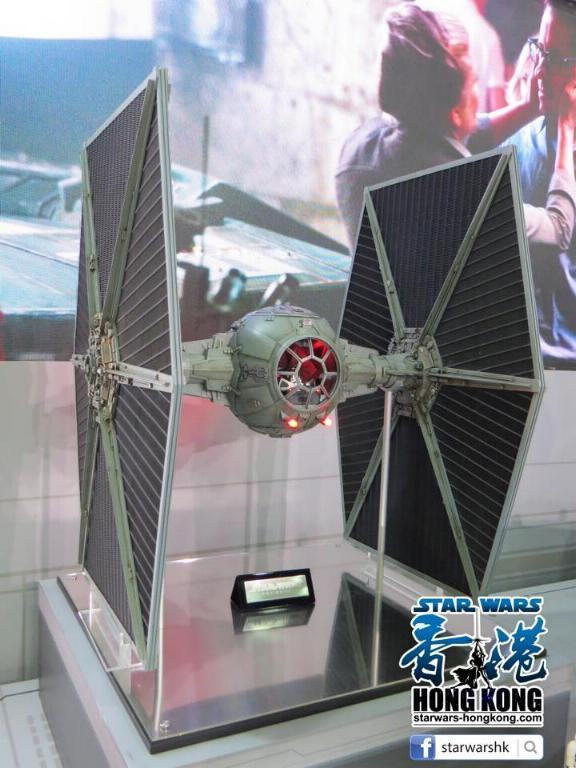 Hot Toys Star Wars TIE Fighter 1/6 scale Collectibles Tie_0210