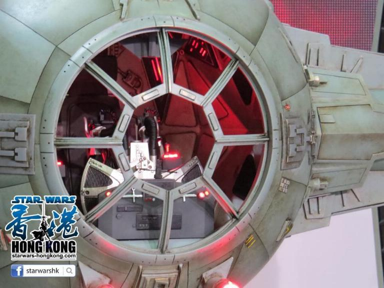 Hot Toys Star Wars TIE Fighter 1/6 scale Collectibles Tie_0310