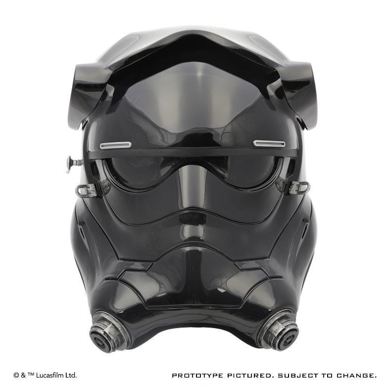 ANOVOS STAR WARS - TFA TIE Pilot Helmet  Tie_pi10