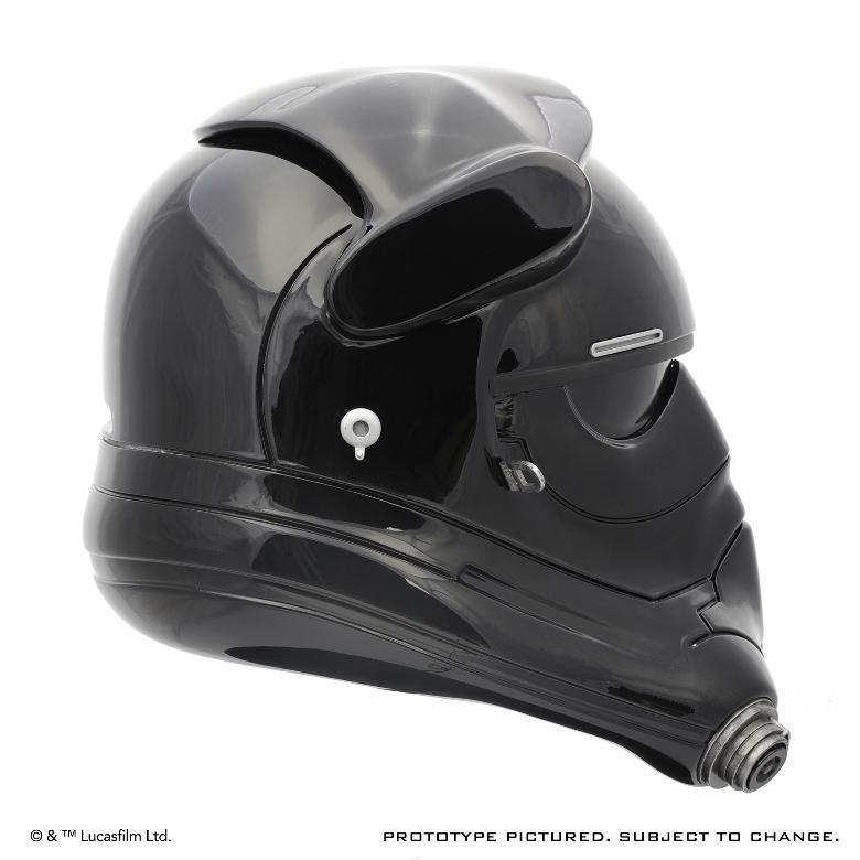 ANOVOS STAR WARS - TFA TIE Pilot Helmet  Tie_pi13