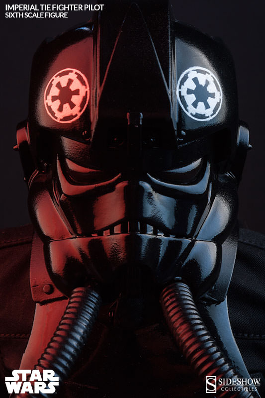 Sideshow - TIE Fighter Pilot Sixth Scale Figure Tiepil17