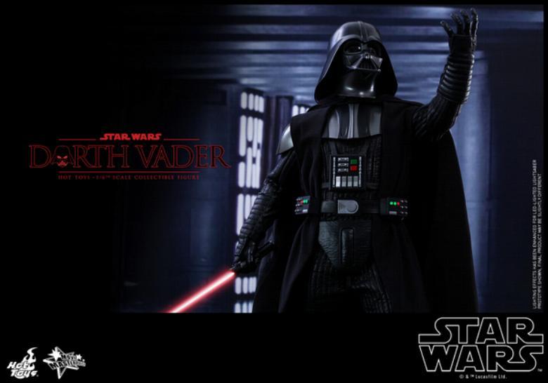 Hot Toys Star Wars ANH 1/6th Darth Vader Collectible Figure  Vader015