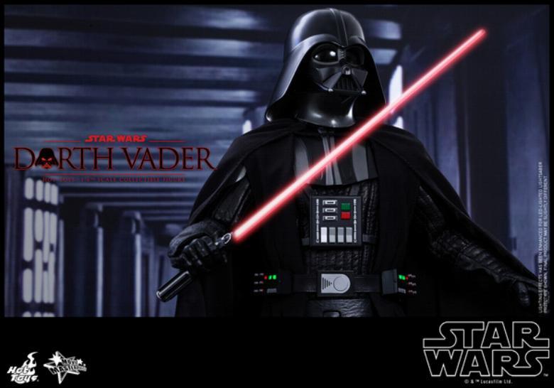 Hot Toys Star Wars ANH 1/6th Darth Vader Collectible Figure  Vader110