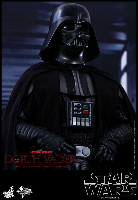 Hot Toys Star Wars ANH 1/6th Darth Vader Collectible Figure  Vader111