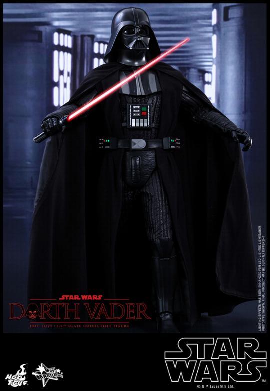 Hot Toys Star Wars ANH 1/6th Darth Vader Collectible Figure  Vader118