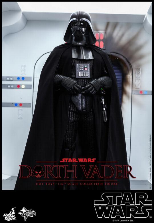 Hot Toys Star Wars ANH 1/6th Darth Vader Collectible Figure  Vader210