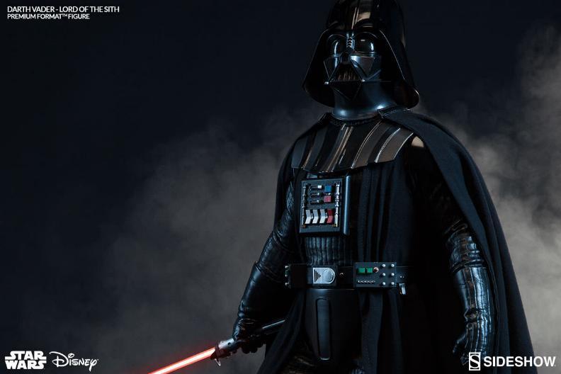 Sideshow - Darth Vader Premium Format Figure  Vader_10