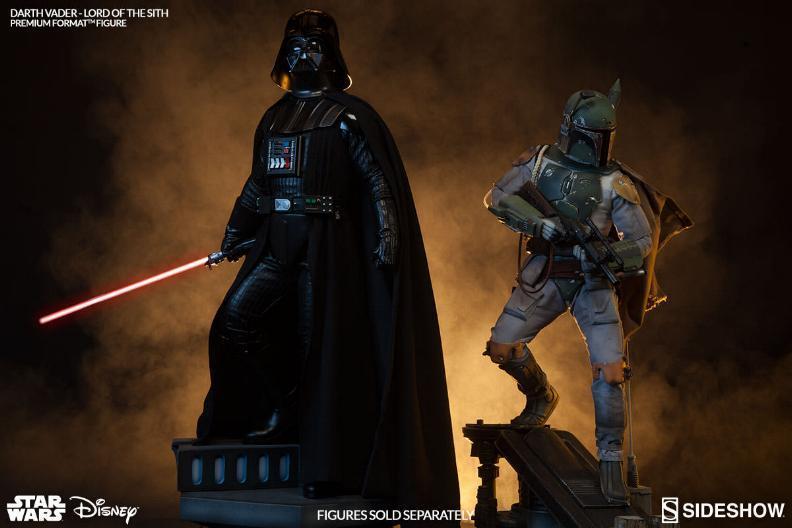 Sideshow - Darth Vader Premium Format Figure  Vader_17