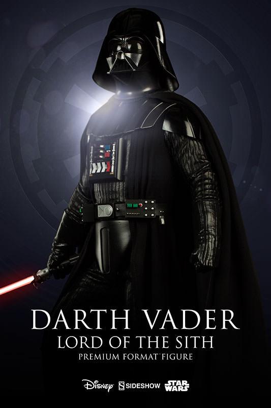 Sideshow - Darth Vader Premium Format Figure  Vader_18
