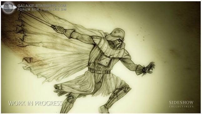 Sideshow - Mythos - Darth Vader - Dark Contemplations Vaderm11