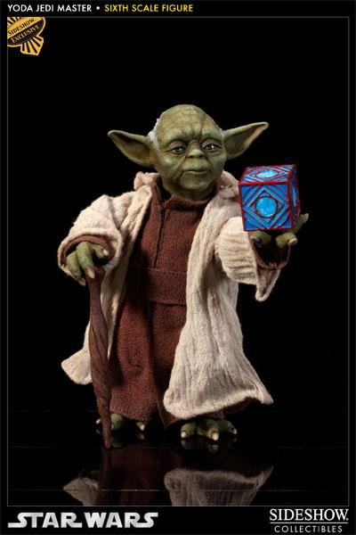 Yoda Jedi Master Sixth Scale Figure Yoda0211