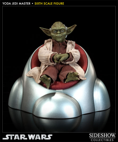 Yoda Jedi Master Sixth Scale Figure Yoda0311