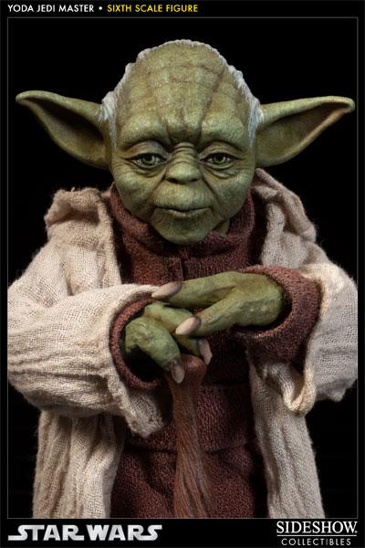 Yoda Jedi Master Sixth Scale Figure Yoda0411