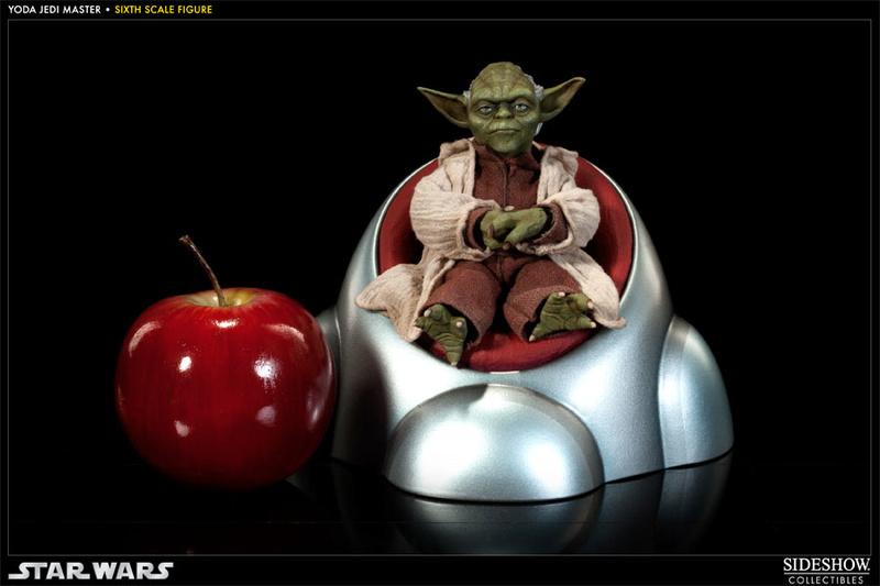 Yoda Jedi Master Sixth Scale Figure Yoda0511