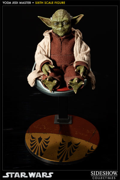 Yoda Jedi Master Sixth Scale Figure Yoda0611