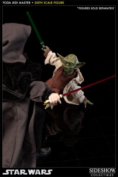 Yoda Jedi Master Sixth Scale Figure Yoda0711